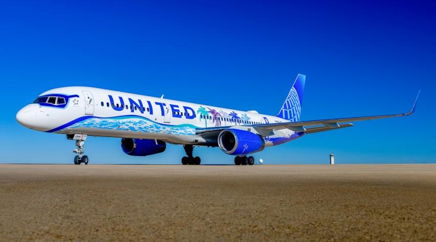 United Airlines California