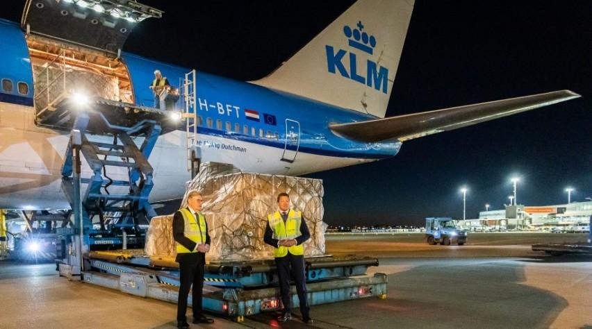 Van Rijn KLM 747 Luchtbrug