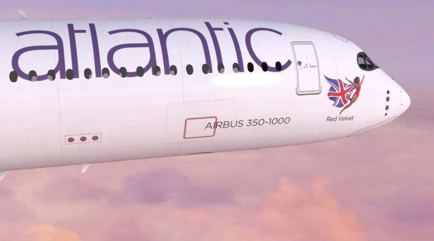 Virgin Atlantic Flying Icon