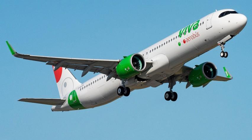 Viva Aerobus A321neo
