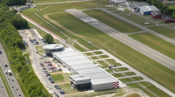 breda international airport, seppe airparc