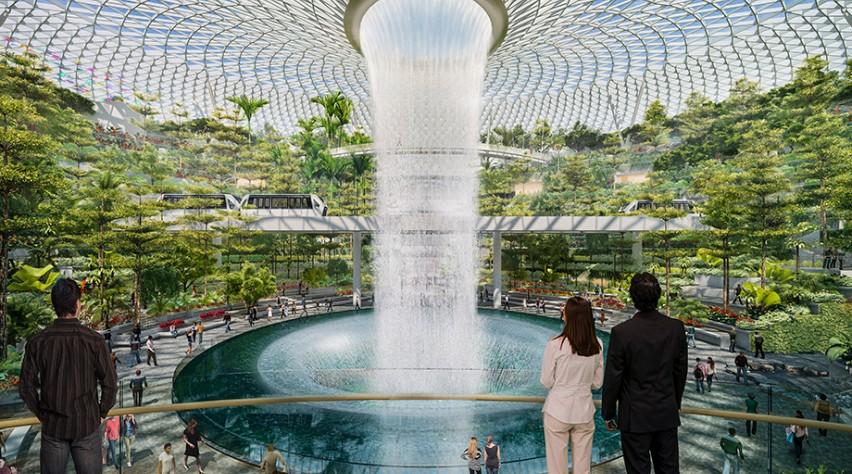 Singapore Changi Airport Jewel
