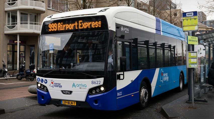 Lelystad Airport bus