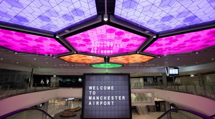 Manchester Airport T2