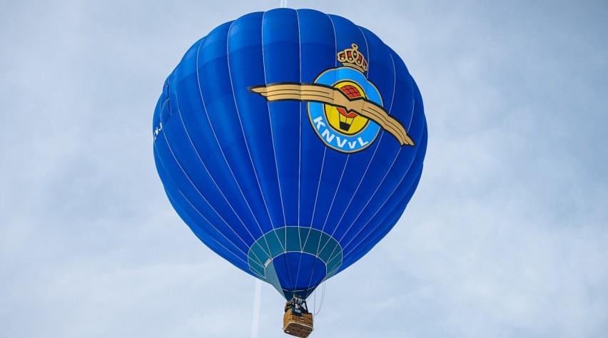 Luchtballon KNVvL