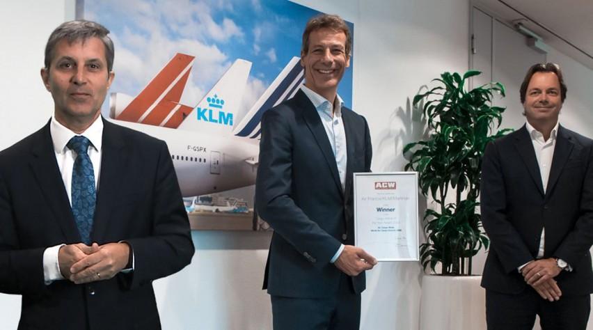 Prijs voor KLM Cargo