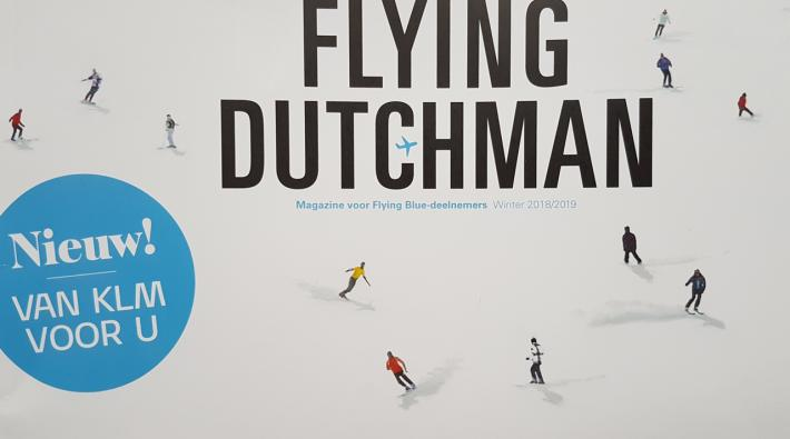 KLM Flying Dutchman