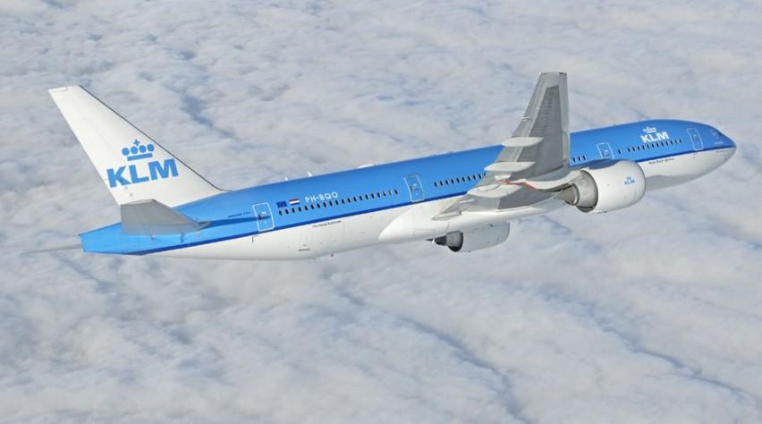 KLM Boeing 777-200ER