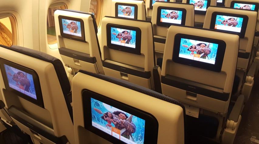 KLM Boeing 777 WBC
