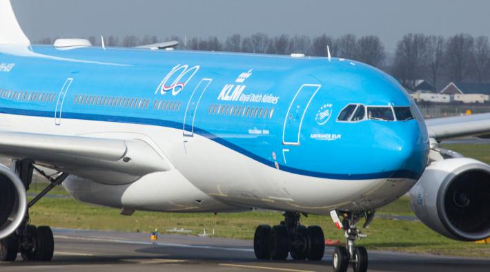 KLM A330