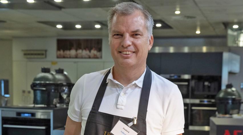 KLM kookwedstrijd