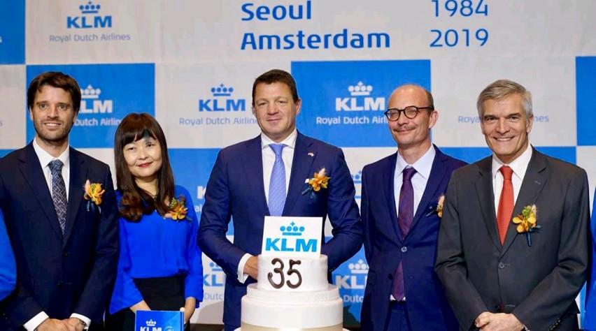 KLM Seoul