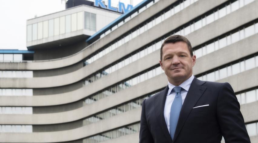 KLM Pieter Elbers