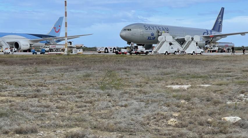 KLM TUI Bonaire