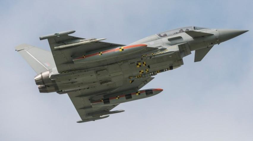 eurofighter, typhoon, airbus