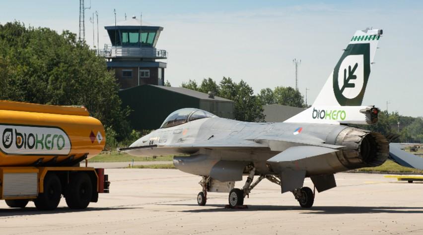 F-16 SkyNRG
