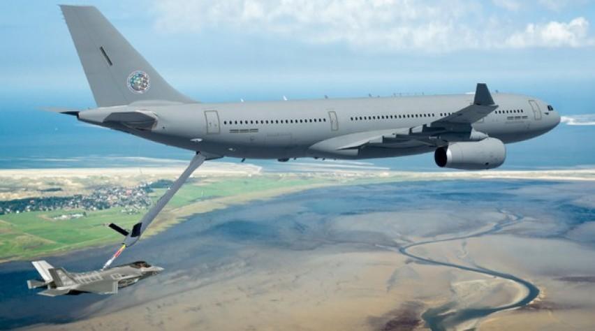 A330, tanker, Airbus, Defensie, MRTT