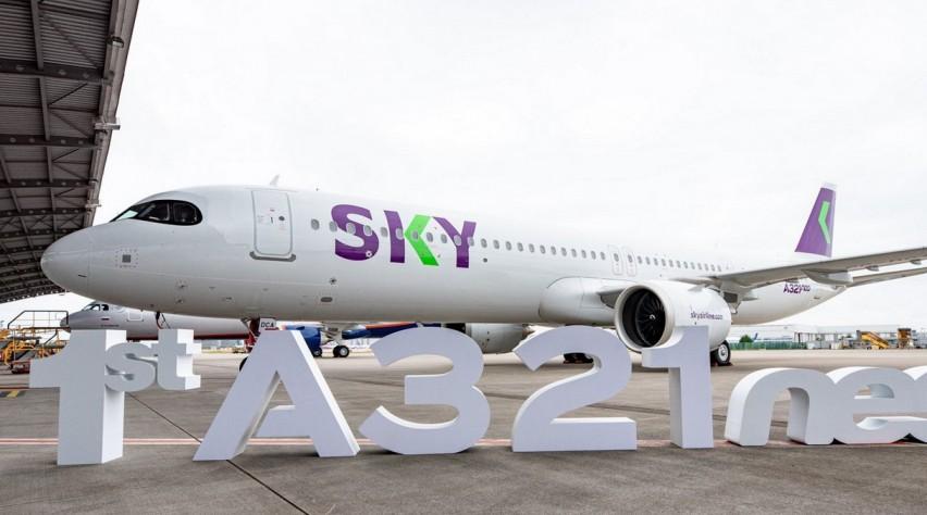 SKY A321neo