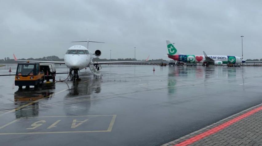 Transavia Hibernian Groningen Airport
