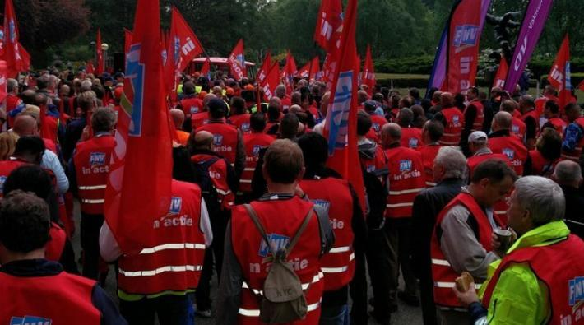 FNV manifestatie