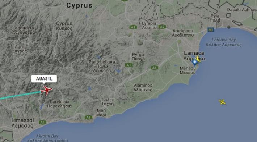 flightradar24, cyprus