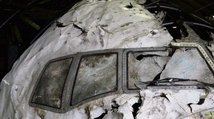 MH17, reconstructie, boeing 777