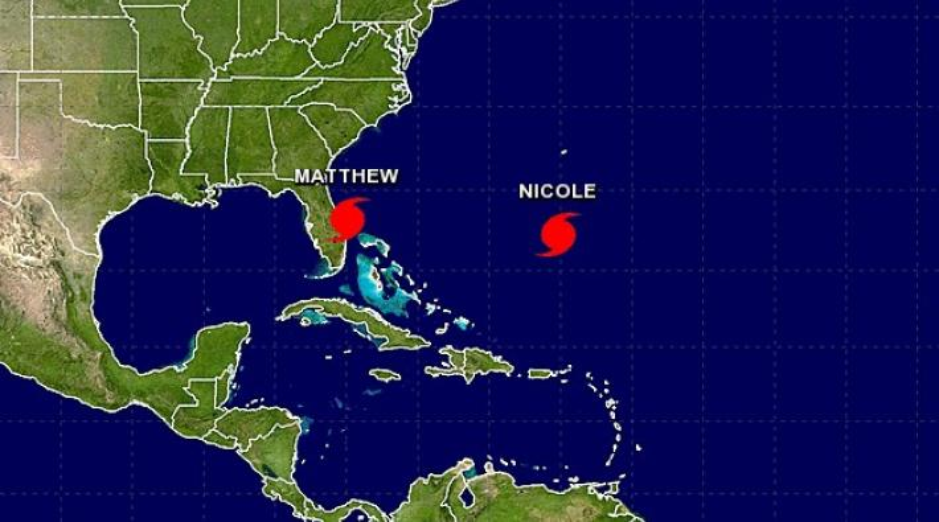 orkaan, matthew, florida