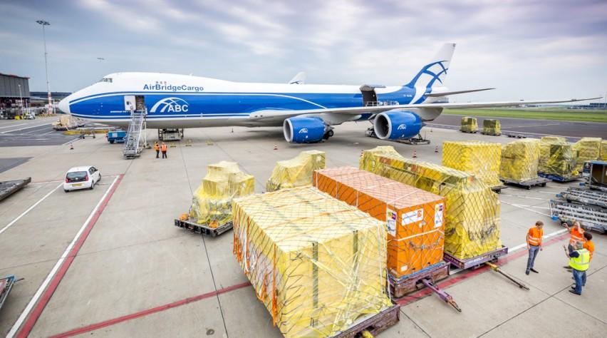 AirBridgeCargo Boeing 747-8