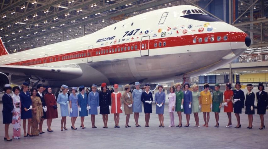 Boeing 747 proto