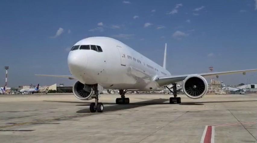 Boeing 777-300ERSF