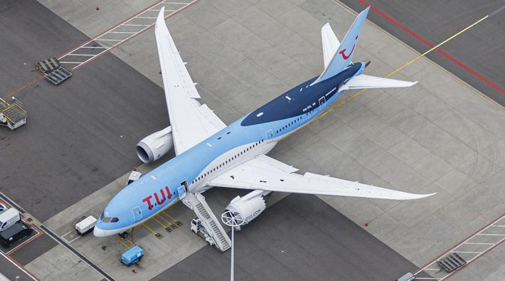 TUI fly Boeing 787