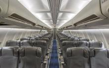Stage-Air 737 cabine