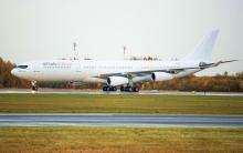 Airhub Airlines A340
