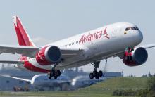 Avianca Boeing 787
