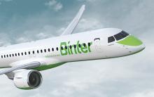 Binter Embraer 195-E2