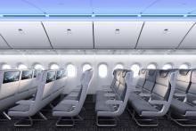 Boeing 777X cabine