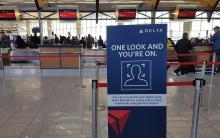 Delta Atlanta biometric
