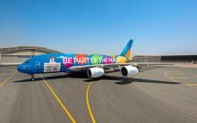Dubai Expo A380