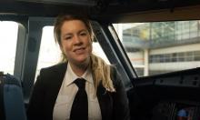 Piloot Iris van EasyJet