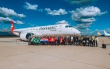 Helvetic Airways Embraer 195-E2