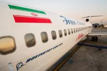 Iran Aseman Airlines Boeing 727