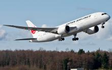 Japan Airlines 787