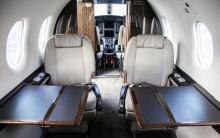 Silver Flight cabine
