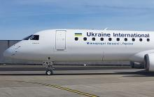 Ukraine International Embraer 195