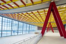 Brussels Airport Skyhall