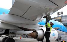 KLM fuel