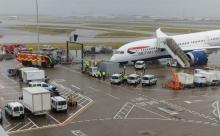 BA 787 Incident