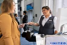 United Airlines Crew