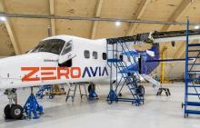 Waterstofvliegtuig ZeroAvia