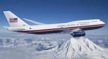Boeing 747-8 Air Force One